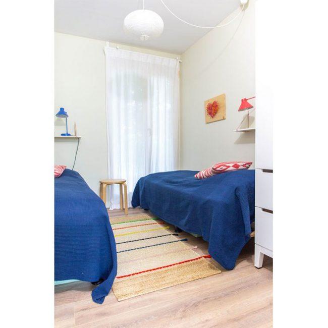 Route 99 slaapkamer