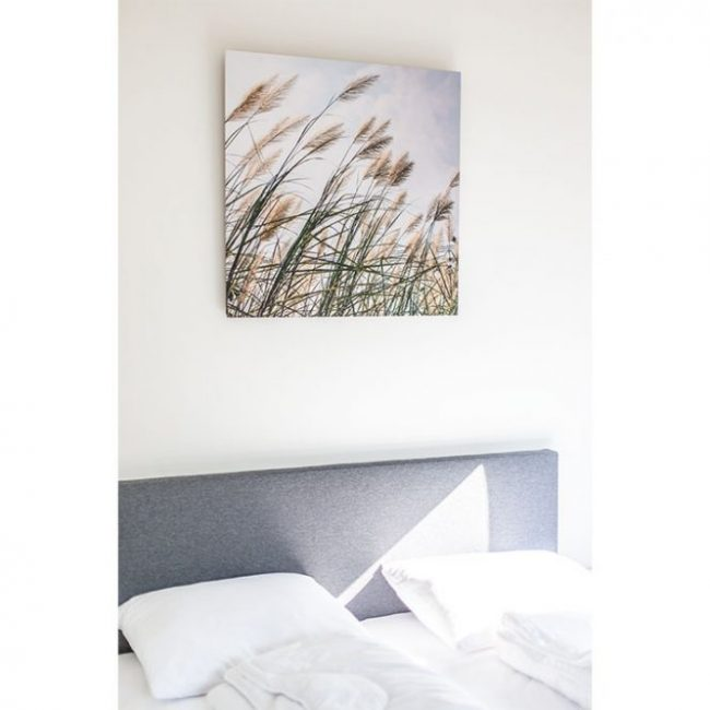 Villa Zilt slaapkamer