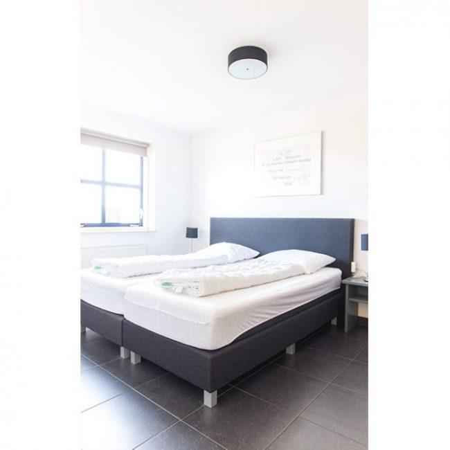 Villa Mooy slaapkamer