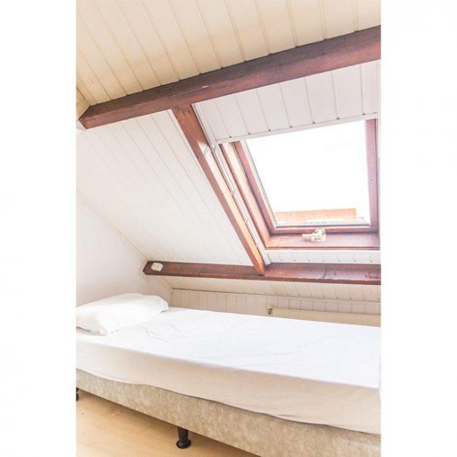 Odette slaapkamer