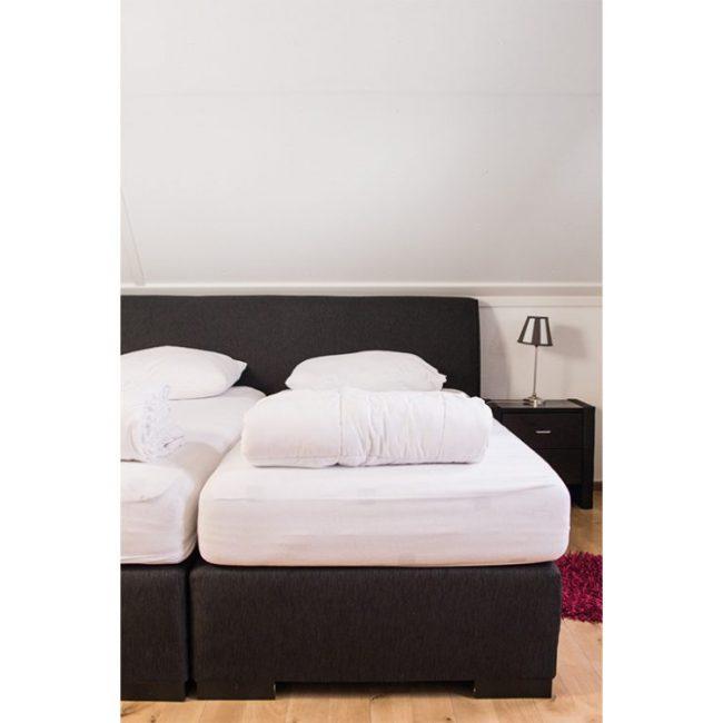 Villa Schaut slaapkamer