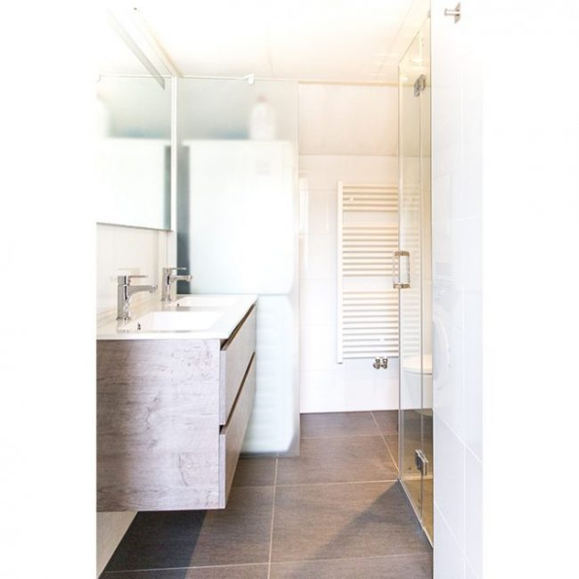 Villa mooi badkamer