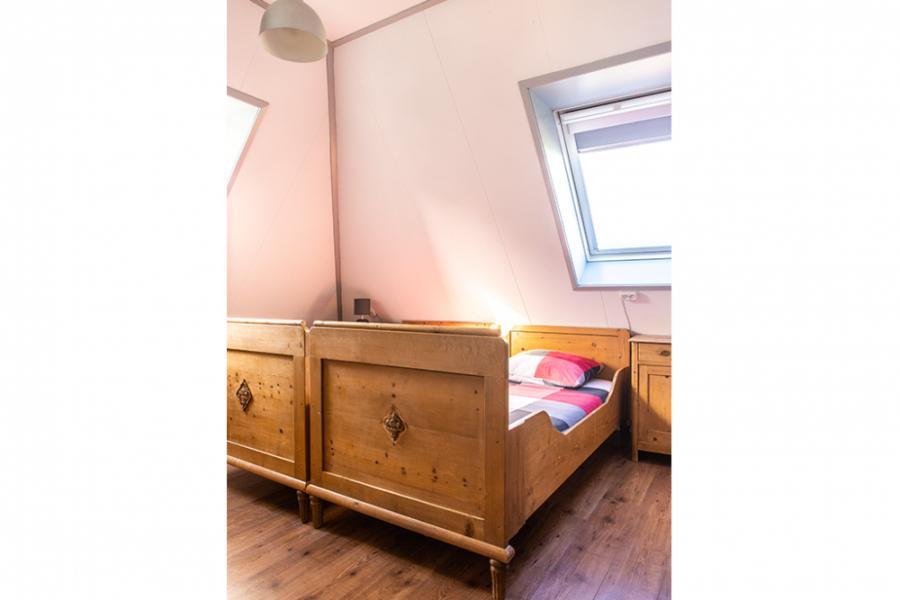 Wellness Stolp slaapkamer