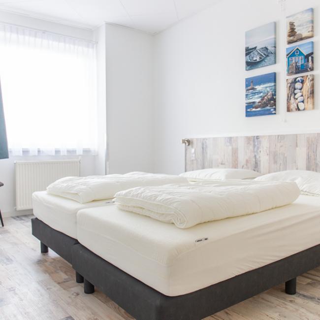 Surfhut slaapkamer