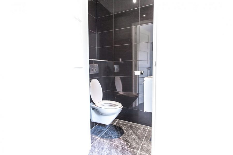 Villa Duynganz Toilet