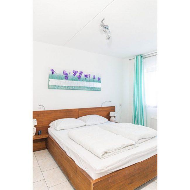 Seeschwalbe slaapkamer