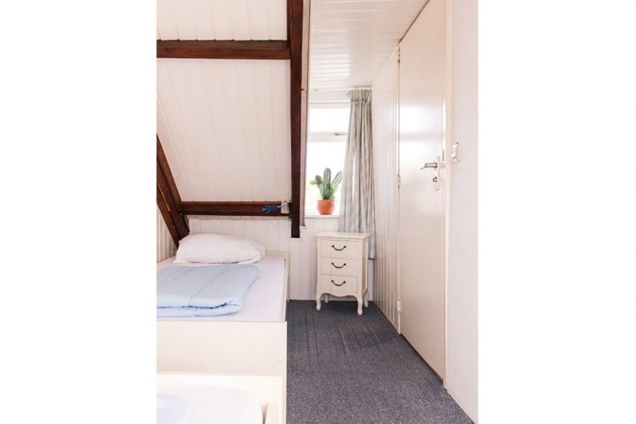 Dominique slaapkamer