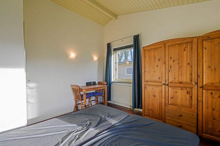 Zeebries slaapkamer