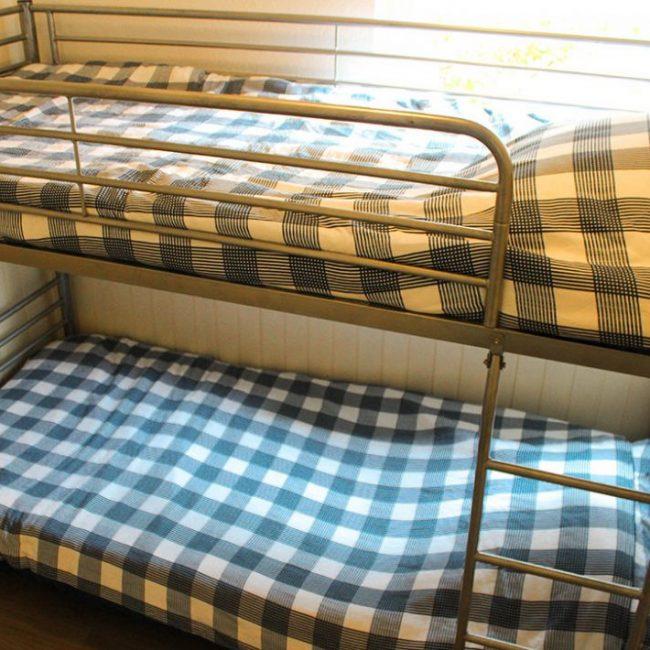 Heideblick slaapkamer