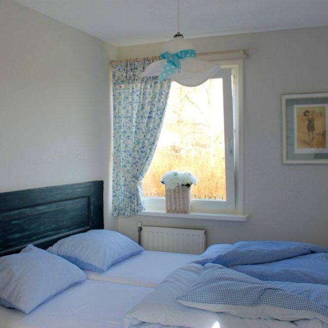 Blue Bay Cottage slaapkamer