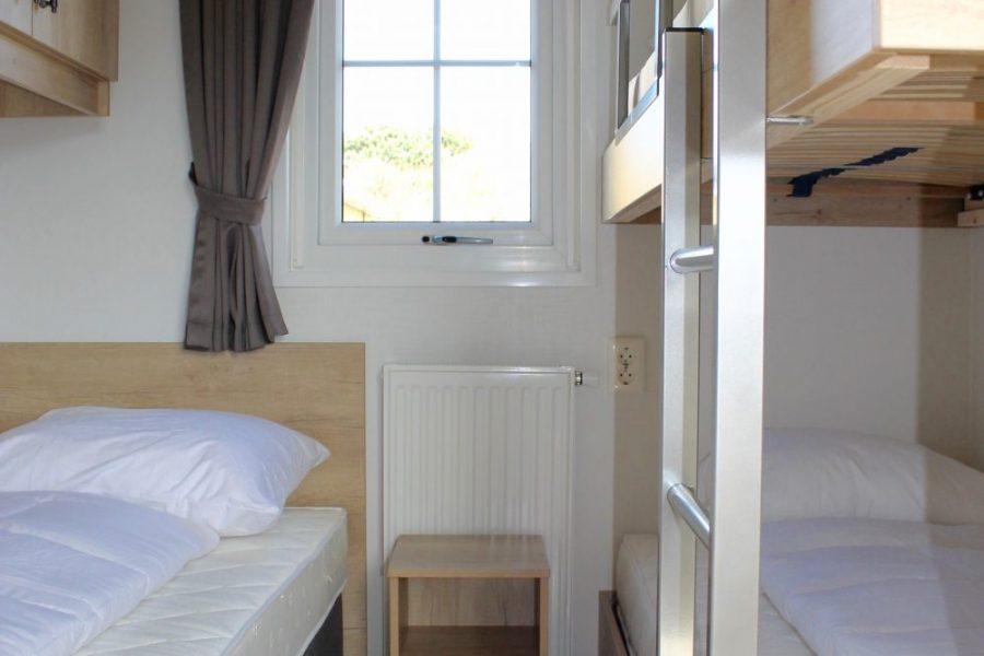 Chalet Luttikduin 22 slaapkamer