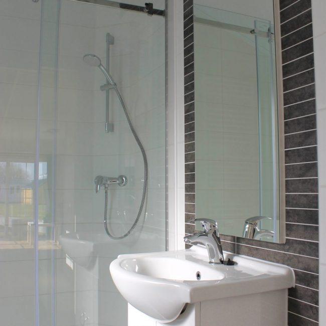 Chalet Luttikduin 22 badkamer