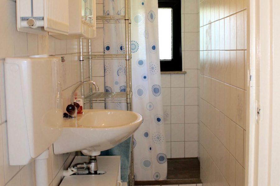 Heideblick badkamer