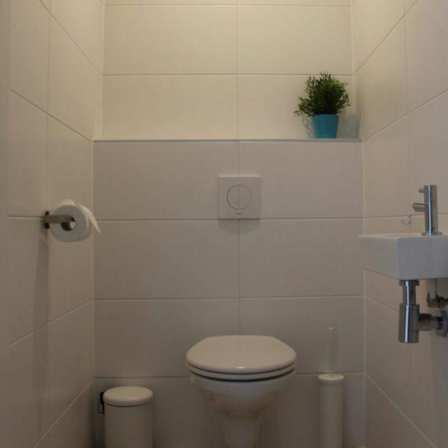 Beach Boerderij 1 toilet