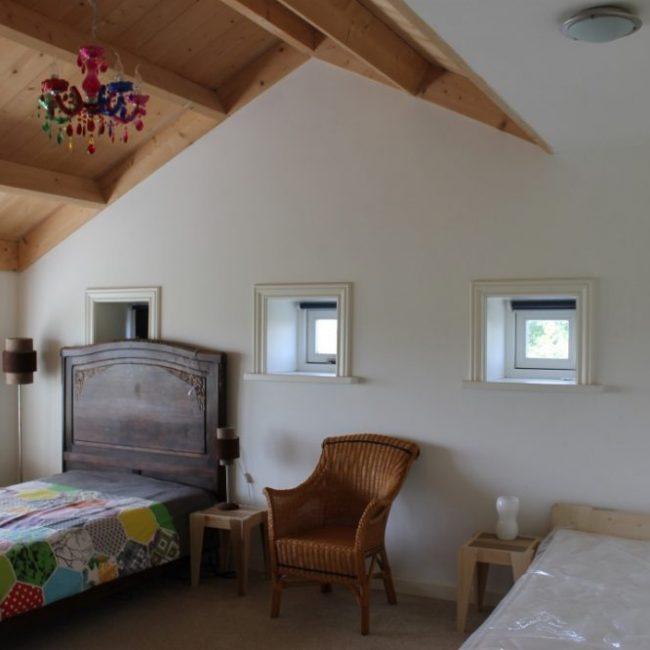 Villa Tulp slaapkamer