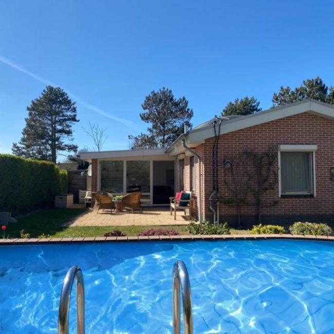 Villa Springtij zwembad
