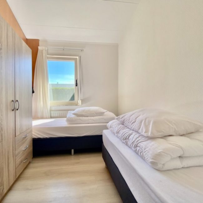 Villa Springtij slaapkamer