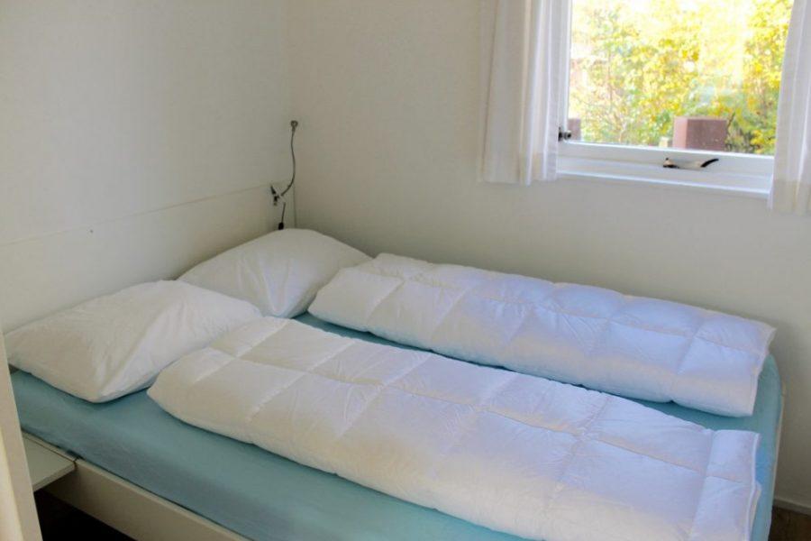 Zeemansoord slaapkamer