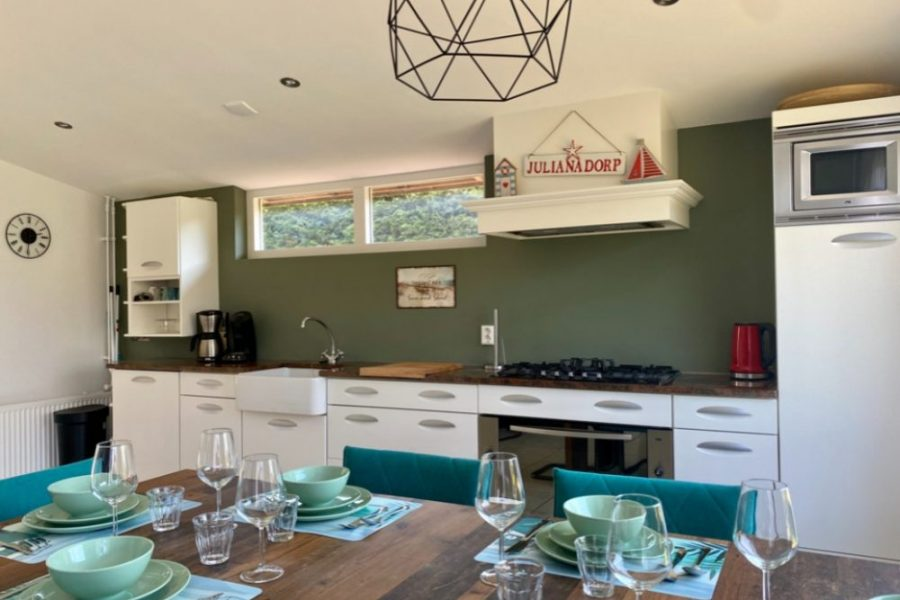 Villa Beau keuken