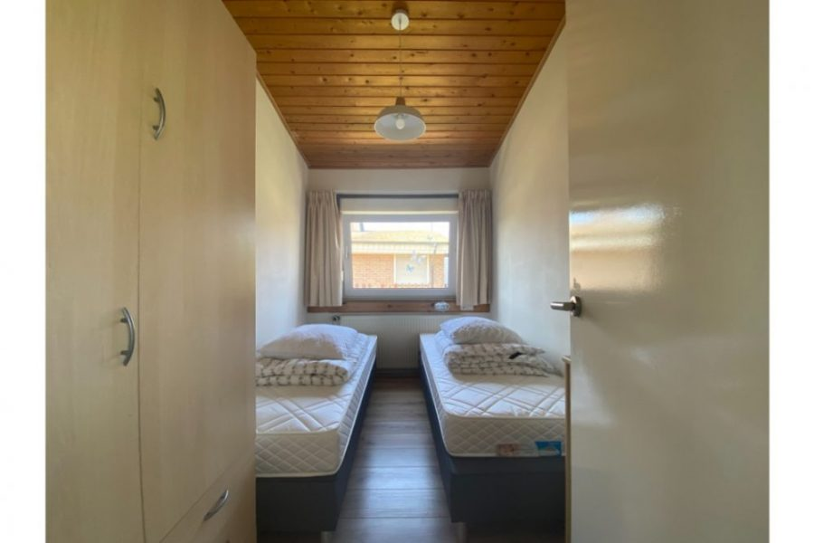 Zonnig Zuid slaapkamer
