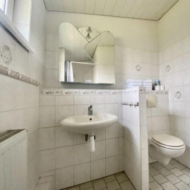 Zonnig Zuid badkamer