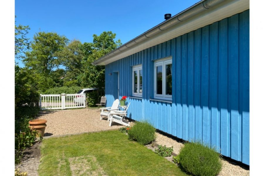 Blue Bay Cottage tuin
