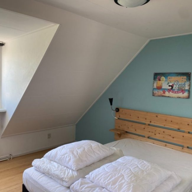 Hoeve Noord slaapkamer