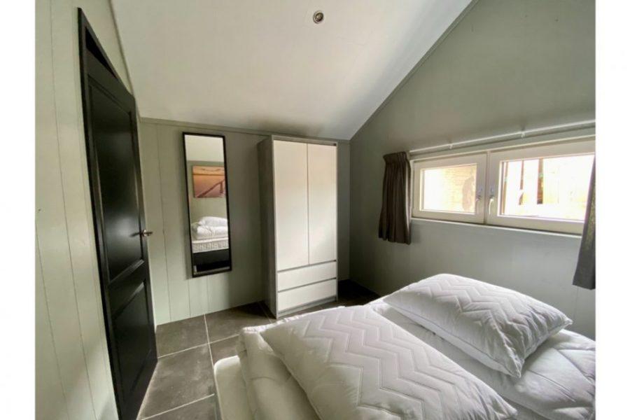Koepeltje slaapkamer
