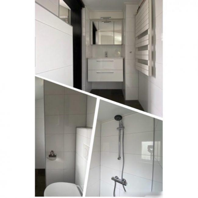 Koepeltje badkamer
