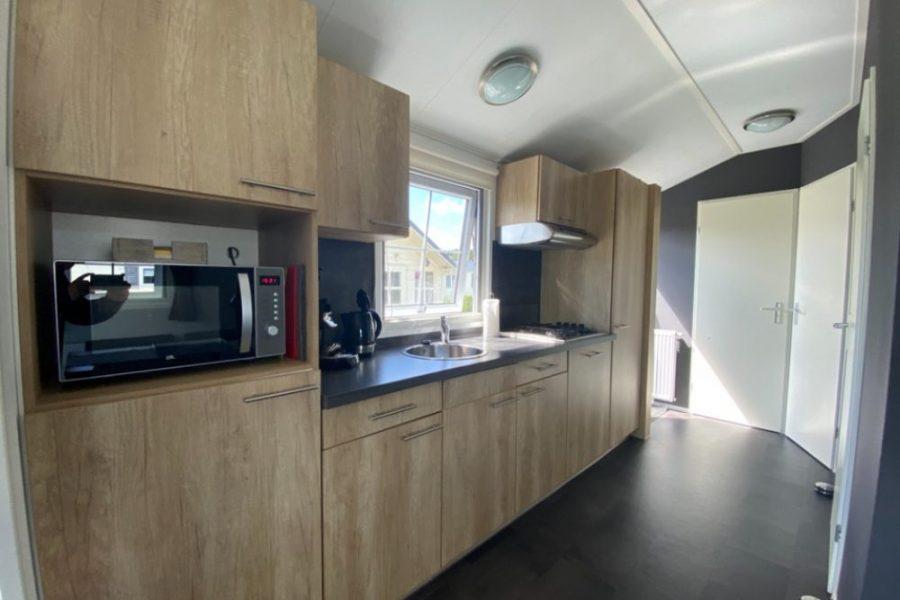 Chalet Beatrix keuken