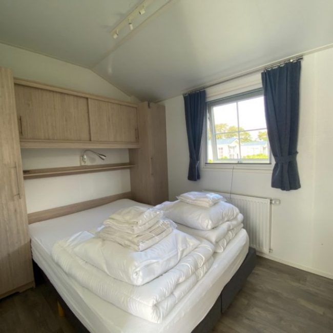 Chalet Neeltje slaapkamer