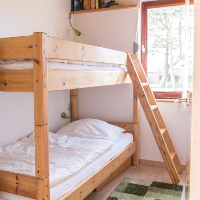 Vicky slaapkamer