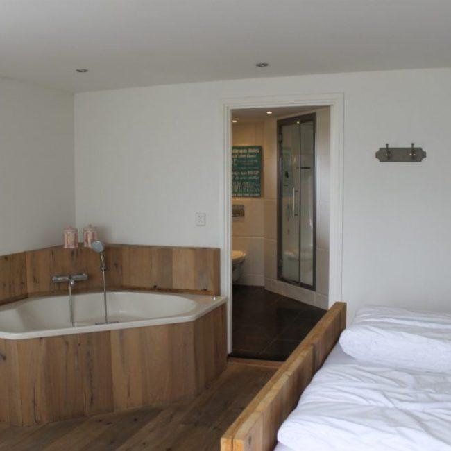 Villa pakhuis Slaapkamer met badkamer