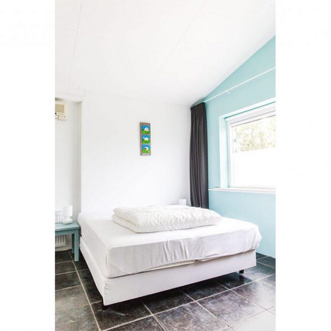 Pakhuys Lodge slaapkamer
